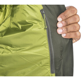 Rab Valiance Jacket Herren army/cactus
